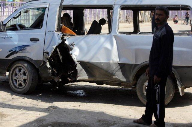 L'Irak connaît depuis un an une recrudescence des... (Photo AHMAD AL-RUBAYE, AFP)