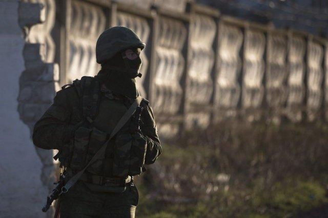 Depuis la prise de contrôle fin février par... (Photo Vadim Ghirda, AP)