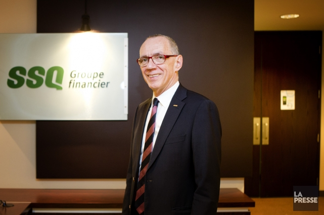 René Hamel, PDG deSSQGroupe financier, anticipe plus d'occasions... (PHOTO MARCO CAMPANOZZI, LA PRESSE)