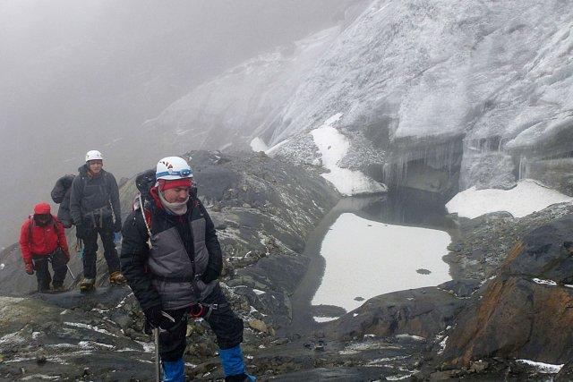 Avec ses 5109m, le mont Stanley est la... (PHOTO PETER MARTELL, AFP)