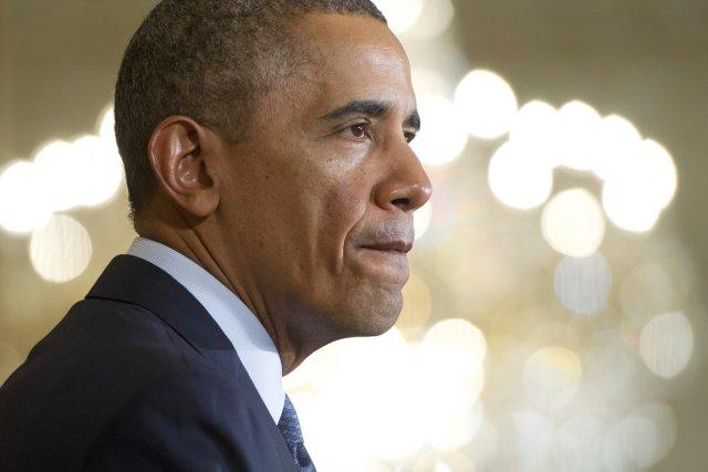 Le président américain Barack Obama.... (REUTERS)