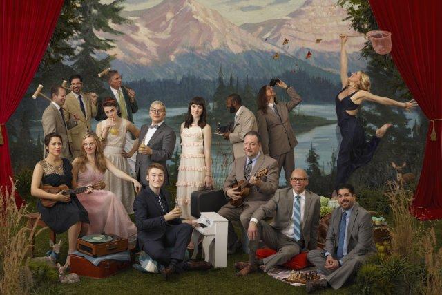 Quand Pink Martini rencontre la famille von Trapp,... (Photo: fournie par Audiogram)