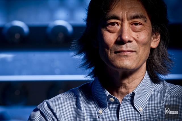 Ses musiciens le respectent, le public le vénère, Kent Nagano est une star. Son... (Photo: Olivier Jean, La Presse)