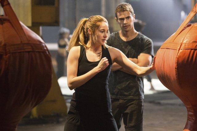 Tris Prior (Shailene Woodley) doit cacher sa nature... (Photo: fournie par Films Séville)