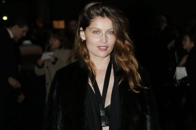Laetitia Casta... (Photo: Reuters)