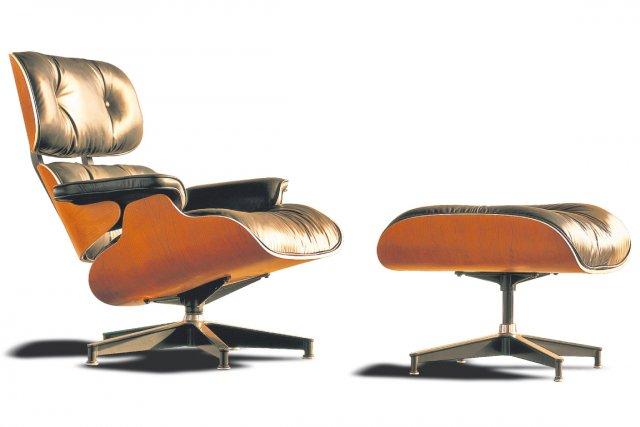 «Chair» Eames s'est imposée depuis sa sortie en... (Photo fournie par Herman Miller)