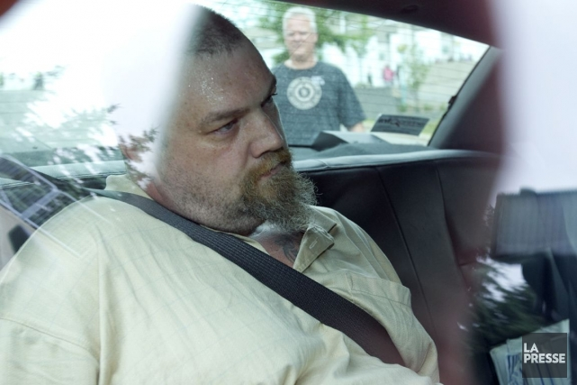Éric Daudelina été accusé du meurtre de Joleil... (Photo Alain Roberge, archives La Presse)