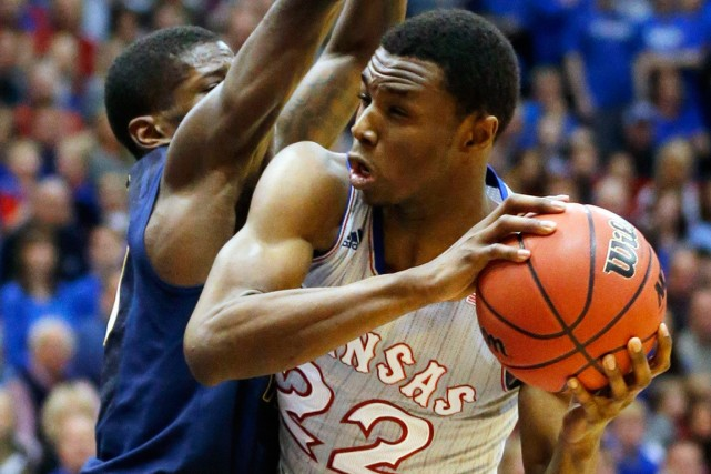 Andrew Wiggins... (Photo archives AP)