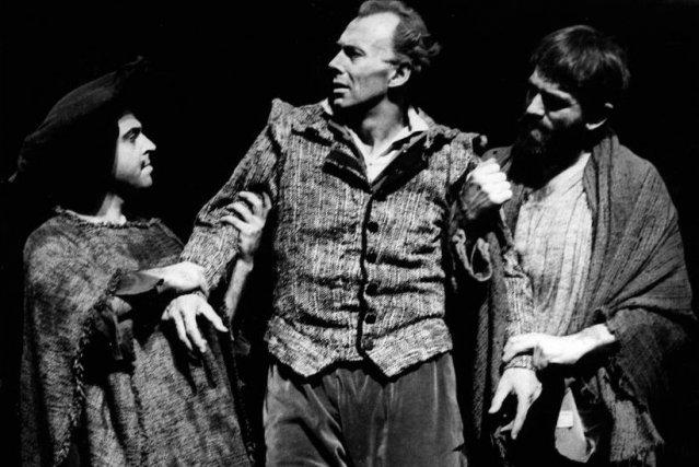 Une scène de L'homme de la Mancha joué... (Photo: archives AP)