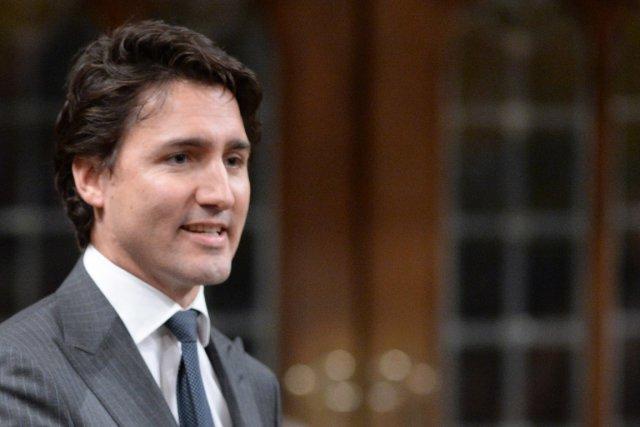 Le chef du Parti libéral du Canada Justin... (Archives La Presse Canadienne)