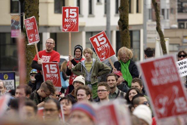 Les manifestations se tiendront dans le cadre d'une... (Photo JASON REDMOND, reuters)