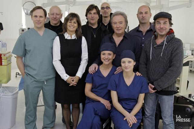 Selon les informations obtenues, plusieurs comédiens principaux n'auraient,... (Photo Robert Mailloux, Archives La Presse)