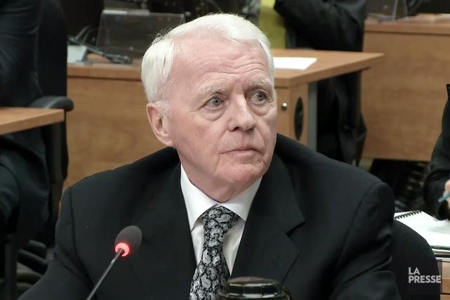 Gilles Cloutier avait témoigné à la commission Charbonneau.... (IMAGE TIRÉE D'UNE VIDÉO, LA PRESSE)