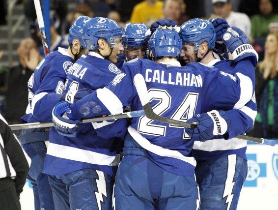 Le Lightning a remporté ses trois derniers matches,... (PHOTO Kim Klement, USA Today Sports)