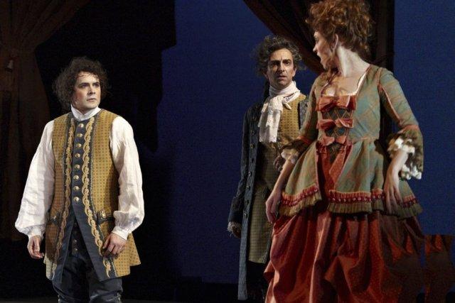 La pièce Commedia, de Pierre Yves Lemieux, propose... (Photo: Marie-Claude Hamel, fournie par la production)