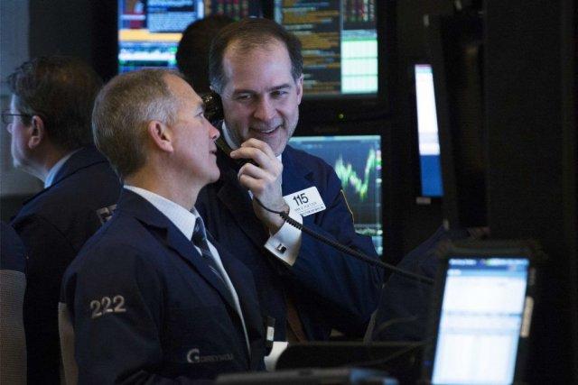 «Le marché est soulagé par le fait que... (PHOTO BRENDAN MCDERMID, REUTERS)