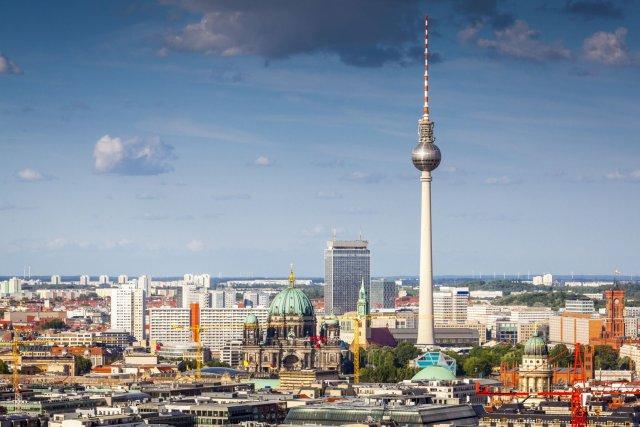 La capitale allemande devient mardi la première métropole... (Photo Digital/Thinkstock)