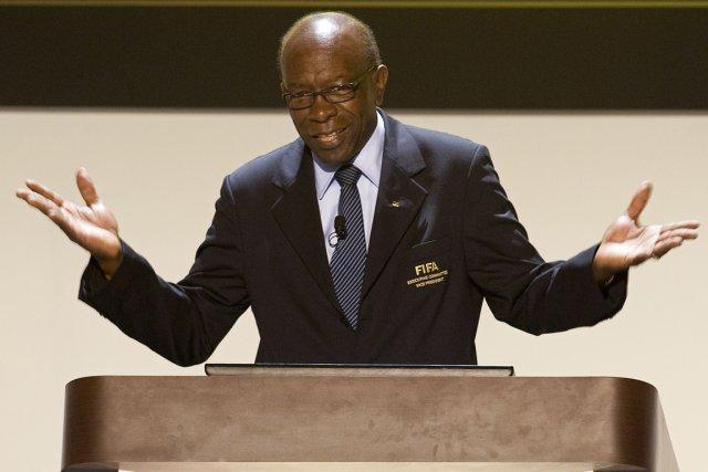 L'ancien vice-président de la FIFA Jack Warner, de... (Photo Shirley Bahadur, AP)