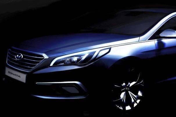 Premier coup d'oeil sur la calandre de la... (Illustration fournie par Hyundai)
