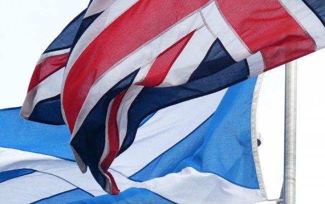 Ce texte est tiré d'une étude sur les référendums dans les pays fédéraux,... (Photo Jill Lawless)