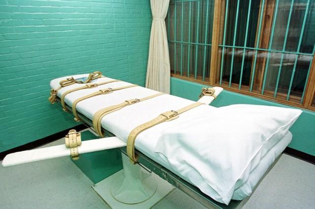 Deux exécutions, prévues les 20 et 27 mars en Oklahoma, ont été reportées par... (Photo: AFP)
