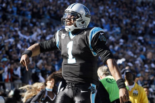 Cam Newton... (Photo Jeremy Brevard, USA Today Sports)
