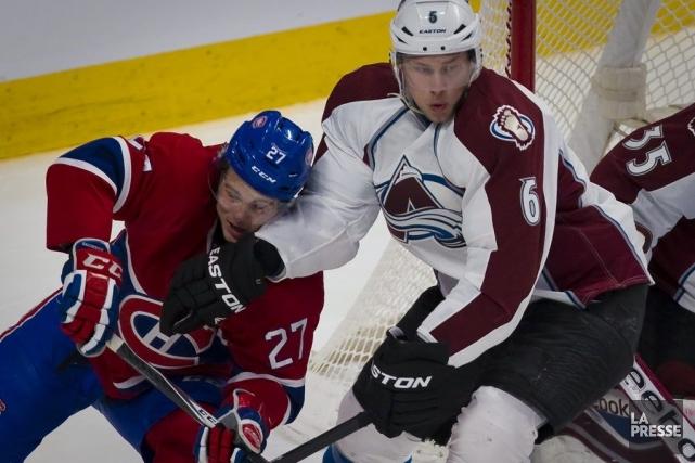 Relisez le clavardage du match entre le Canadien et l'Avalanche du Colorado... (Photo: André Pichette, La Presse)