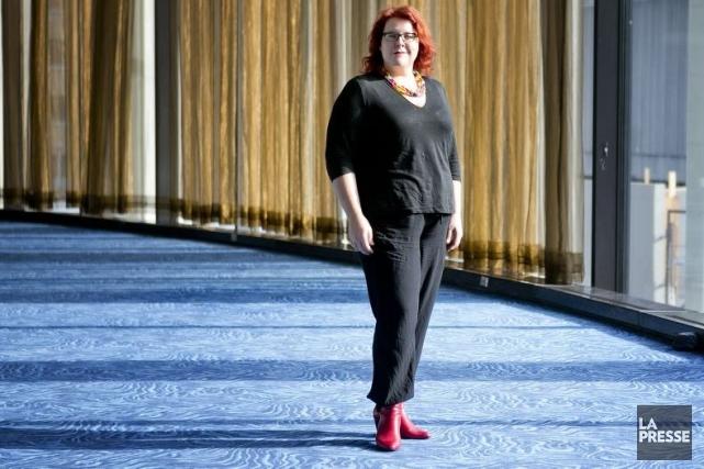 La chanteuse québécoise Marie-Nicole Lemieux tiendra le rôle... (Photo: Marco Campanozzi, archives La Presse)