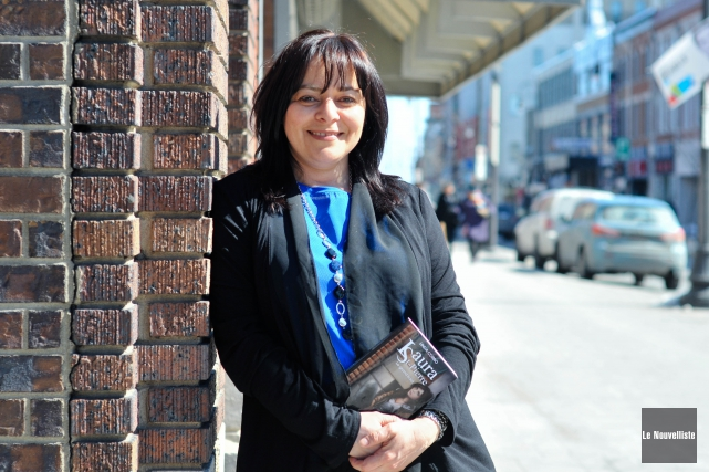 L'auteur et journaliste Linda Corbo animera une série... (Photo: Émilie O'Connor Le Nouvelliste)