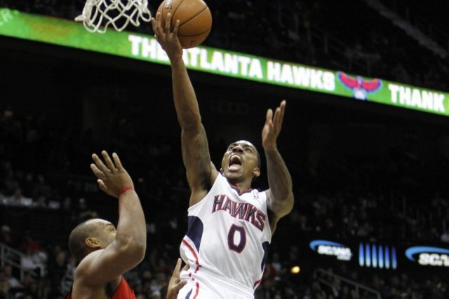 Jeff Teague (0)... (Photo Brett Davis, USA Today)