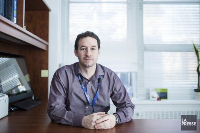 Philippe-Olivier Harvey, neuropsychologue et cofondateur de la Clinique... (PHOTO EDOUARD PLANTE-FRÉCHETTE, LA PRESSE)