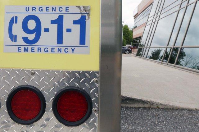 Un motoneigiste est mort mercredi matin à la suite d'un accident survenu la... (Photo archives Gesca)