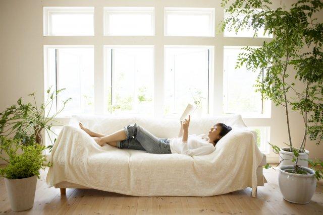 Il n'y a pas que les bains chauds et la tisane à la camomille qui font relaxer:... (Photo Digital/Thinkstock)