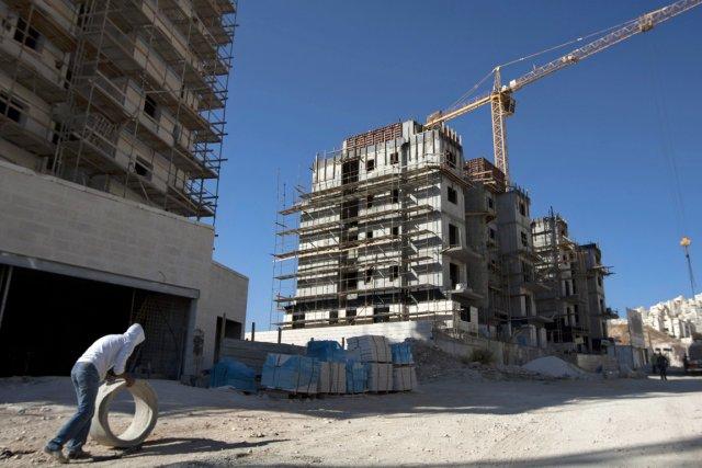 «Quarante nouveaux logements à Pisgat Zeev et 146... (PHOTO SEBASTIAN SCHEINER, ARCHIVES AP)