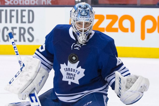 Jonathan Bernier... (Photo Chris Young, PC)