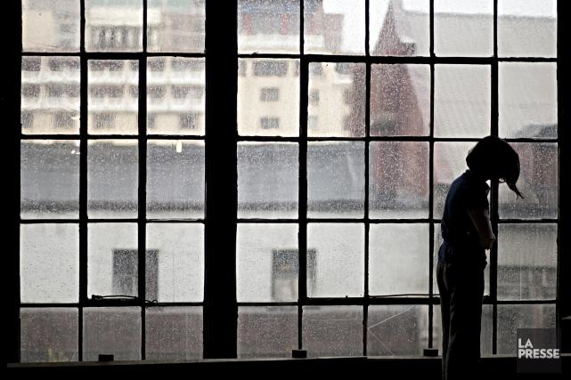 Moins de la moitié des auteurs présumés d'agressions sexuelles au Canada ont... (photo Archives La Presse)