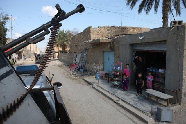Les violences les plus meurtrières ont débuté à... (Photo: AFP)