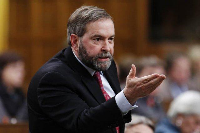 26% des Québécois interrogés croient quele leader du... (Photo: Reuters)