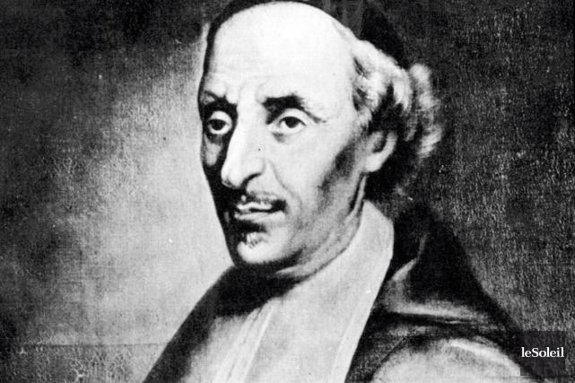 L'évêque François de Montmorency-Laval... (Archives Le Soleil)
