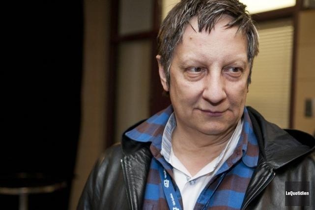 Par son oeuvre, Robert Lepage témoigne de ce... (Photo: Roger Blackburn, Le Quotidien)