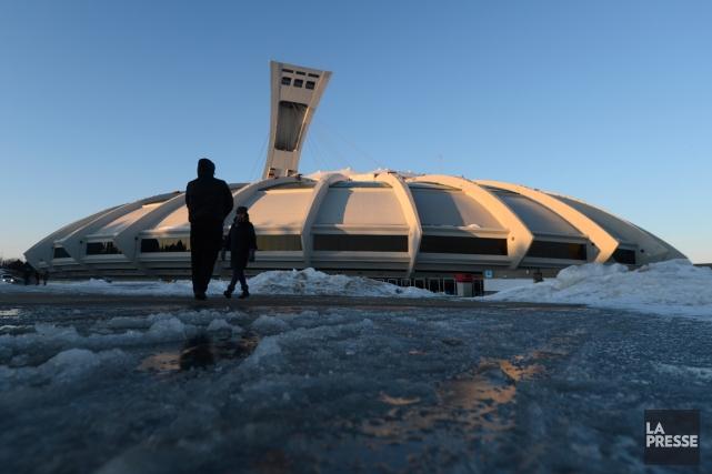 La RIO a récemment relevé à 3 centimètres... (Photo Bernard Brault, archives La Presse)
