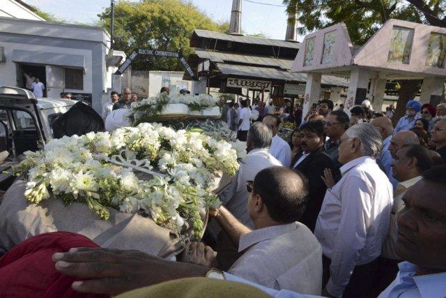 Le grand écrivain indien de langue anglaise Khushwant Singh est décédé jeudi à... (Photo: AFP)
