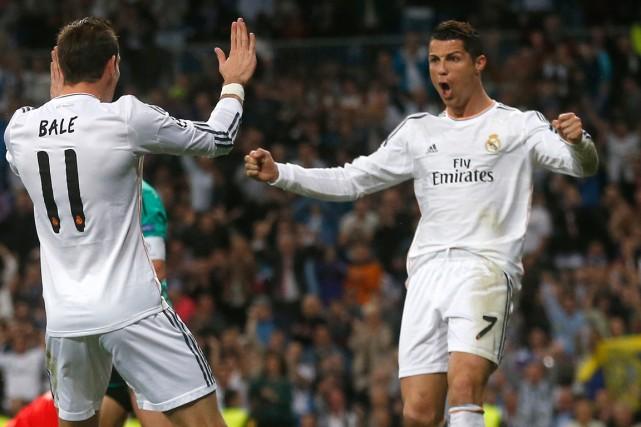 La finale de foot de la Ligue des... (Photo Juan Medina, Reuters)