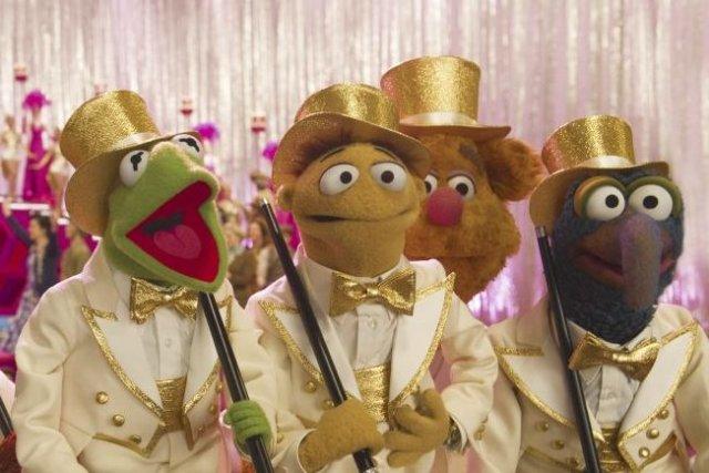 Ressuscitée avec succès par Disney en 2011, la ménagerie des Muppets revient au... (Photo: fournie par Disney)
