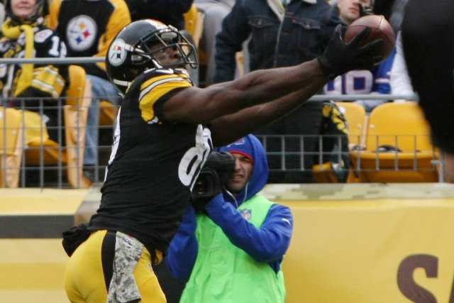 Jerricho Cotchery... (Photo Jason Bridge, USA Today)