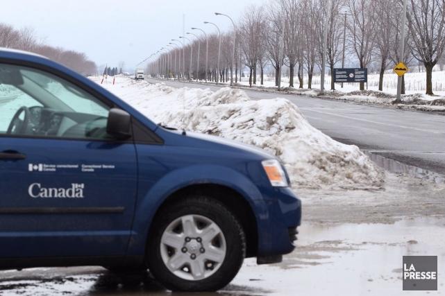 Selon Service correctionnel Canada, Earl Jones s'était prévalu... (PHOTO HUGO-SÉBASTIEN AUBERT, LA PRESSE)
