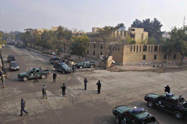Sur cette photo datant d'octobre 2009, l'hôtel cinq... (Photo Romeo Gagad, AFP)