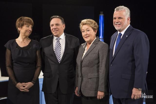 Il n'y aura pas de référendum «tant que les Québécois ne sont pas prêts», a... (Photo Olivier Pontbriand, La Presse)