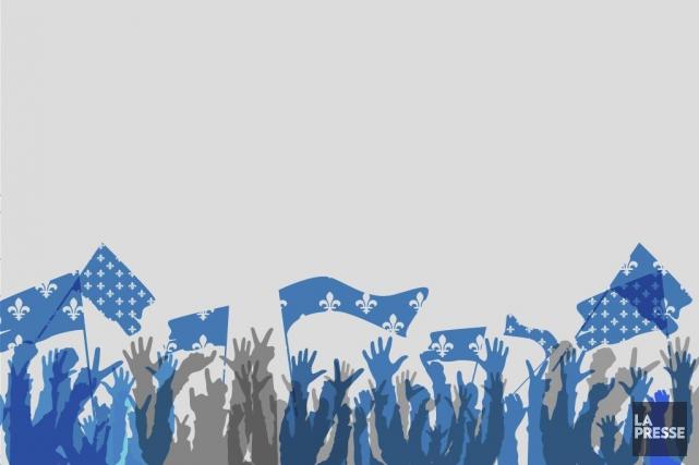 Les personnalités politiques qui se sont réjouies le... (Infographie La Presse)