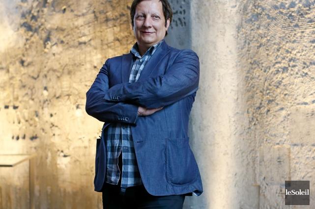Robert Lepage... (Photothèque Le Soleil, Yan Doublet)